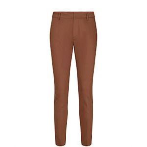 Mos Mosh Abbey Night Pant Cognac 118180-645