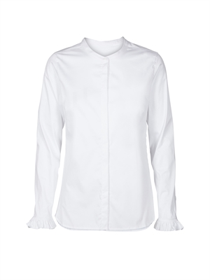 Mos Mosh Mattie Shirt White 119190-101