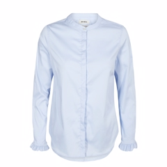 Mos Mosh Mattie Shirt 119190 Light Blue