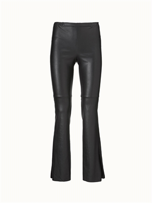 Utzon Skindleggins - Ela Bootcut Sort - 13413