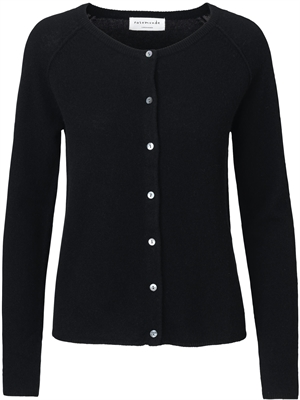 Klassisk Cardigan, Sort
