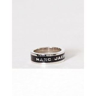 Marc Jacobs Band Ring silver
