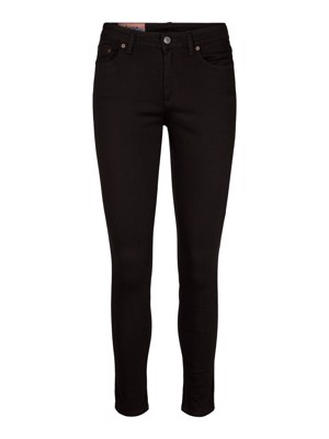 Acne Studio Jeans Climb Stay Black 30D176