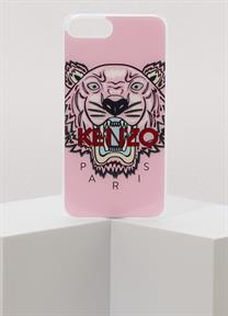Kenzo Iphone Plus 7+ 8+ Cover Faded Pink