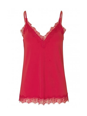 Rosemunde Strap Top Strawberry 4217-409