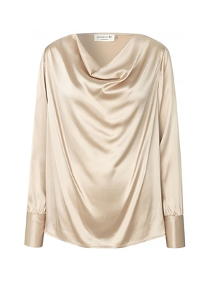 Rosemunde Blouse Is Whisper Beige 4708-803