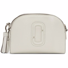 Marc Jacobs Shutter Camera Crossbody Bag Porcelain