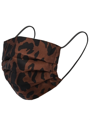 Face cover, Brandy Leopard Karmamia