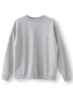 H2OFagerholt Cream Doctor 1 O'neck Sweatshirt, Lt. Grey Melange