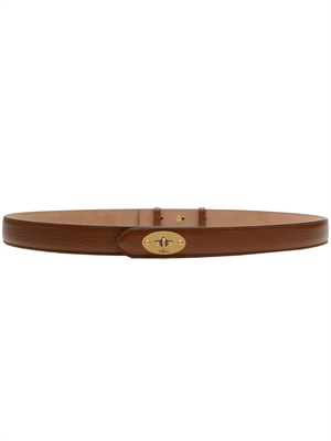 Mulberry Darley Belt Oak Natural Grain