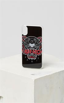 Kenzo 3D Tiger iPhone X Cover Black/Red