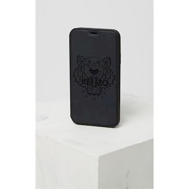 Kenzo Tiger iPhone 7+ og 8+ Folio Cover Black