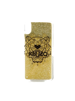 Kenzo Iphone X Max Guld Glimmer PF95COKIXPTILORK29P195