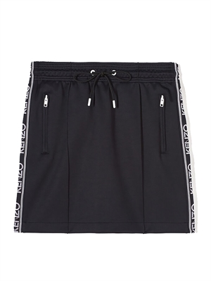 Kenzo Sport Tech Mini Skirt Black F962JU76795099