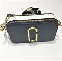 Marc Jacobs Snapshot camera bag Black  Multi/ Guld rem