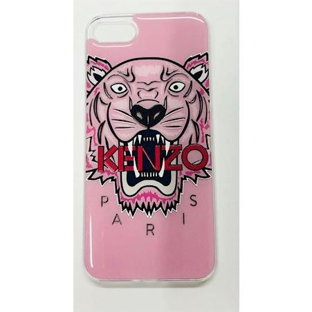 Kenzo Iphone 7 Case Faded Pink