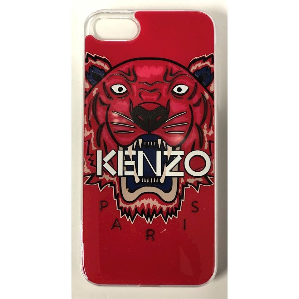 Kenzo Iphone 7 Case Red
