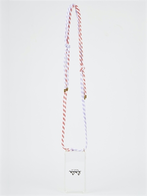 Iphone Necklace Candy Stick Lilac - Lala Berlin