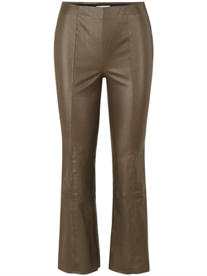 BROWN Skindleggins Ela  Utzon  Bukser