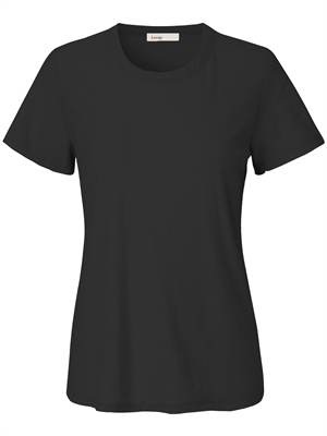 Levete Room LR-ANY 1 T-shirt, Sort