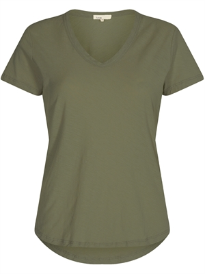 Levete Room LR-ANY 2 T-shirt, Army