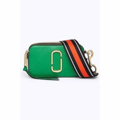 Marc Jacobs Snapshot small camera bag green