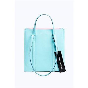 Marc Jacobs The Tag Tote 27 Crystal Lake M0014489-443