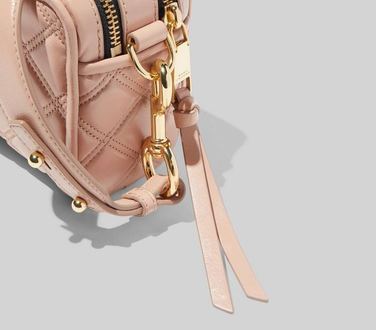 Marc Jacobs The Quilted Softshot 21 Nude