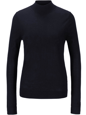 Faliana Strik Pullover, Navy  Hugo Boss women
