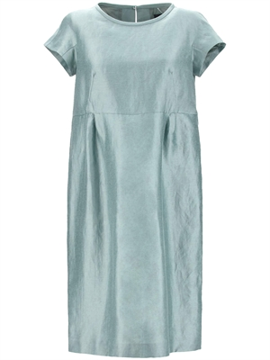 Weekend Max Mara Prugna Kjole, Sage Green