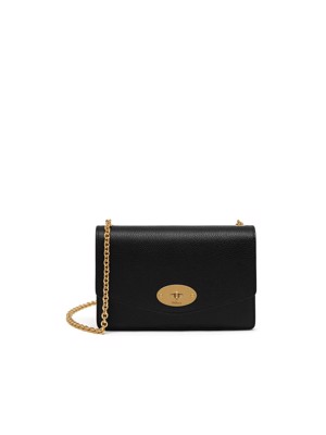 Mulberry Small Darley Black RL5004/205A100