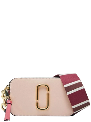 Marc Jacobs The Snapshot Taske, Rose Multi
