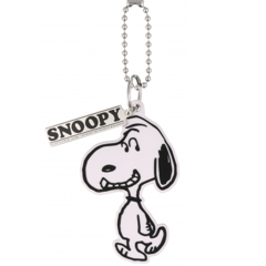 Marc Jacobs Snoopy Silicone Bag Charm White - M0015138-100