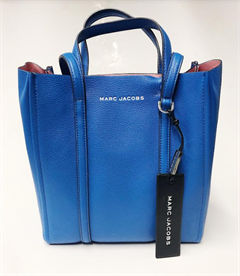Marc Jacobs The Tag Tote 27 Evening Blue
