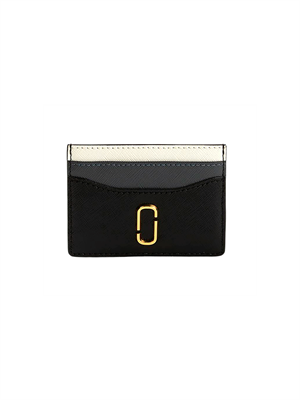 Marc Jacobs The Snapshot Card Case Black Multi M0014302-002