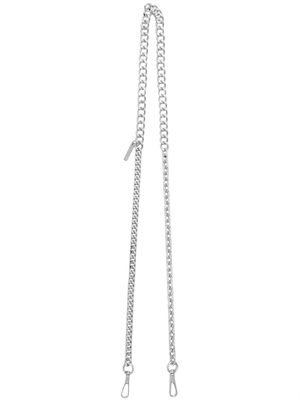 Marc Jacobs The Chain Shoulder Strap, Silver
