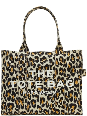Marc Jacobs The Leopard Traveler Tote Bag