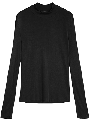 Zac Cashmere Mix Jumper, Sort. Max Mara