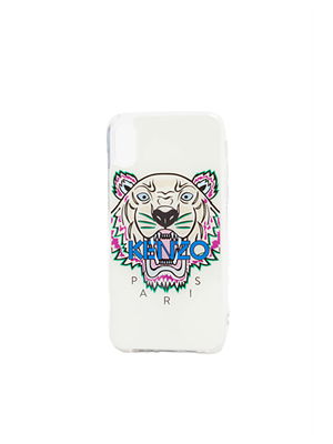Kenzo Iphone X Max Case White PF95COKIPTIG 01