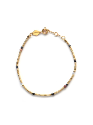 Anni Lu Willow Bracelet Pale Gold - 180-02-11