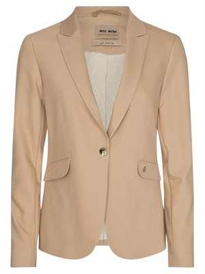 Blake Night Blazer Sustainable, Cuban Sand - Mos Mosh