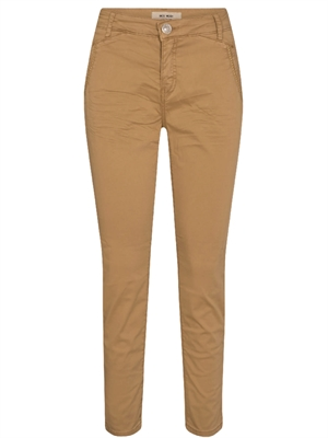 Etta Relic Pant, New Sand Cropped - Mos Mosh