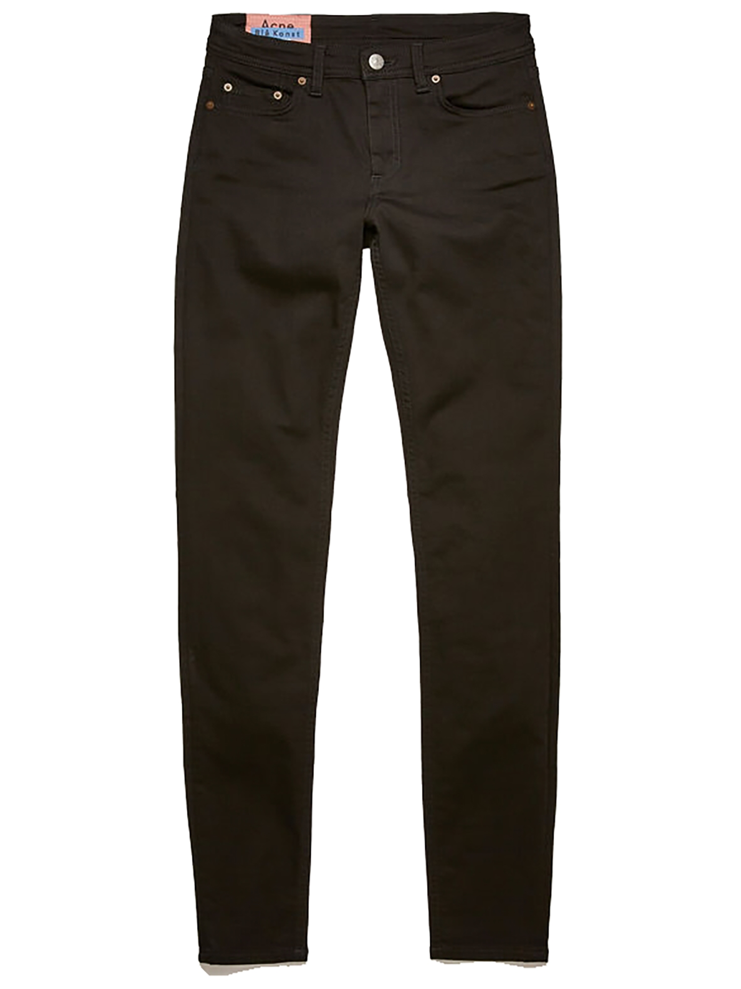 Acne Studios Jeans - Climb Stay Black 30D176-1554