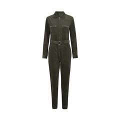 Global Funk Anniston Cornelli Boiler Suit Dark Green 31078478-411