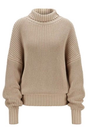 Boss Feriela Sweater brun
