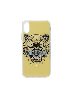 Kenzo Iphone XS MAX Cover Tiger Yellow PF95COKIXPTIG 38 K32