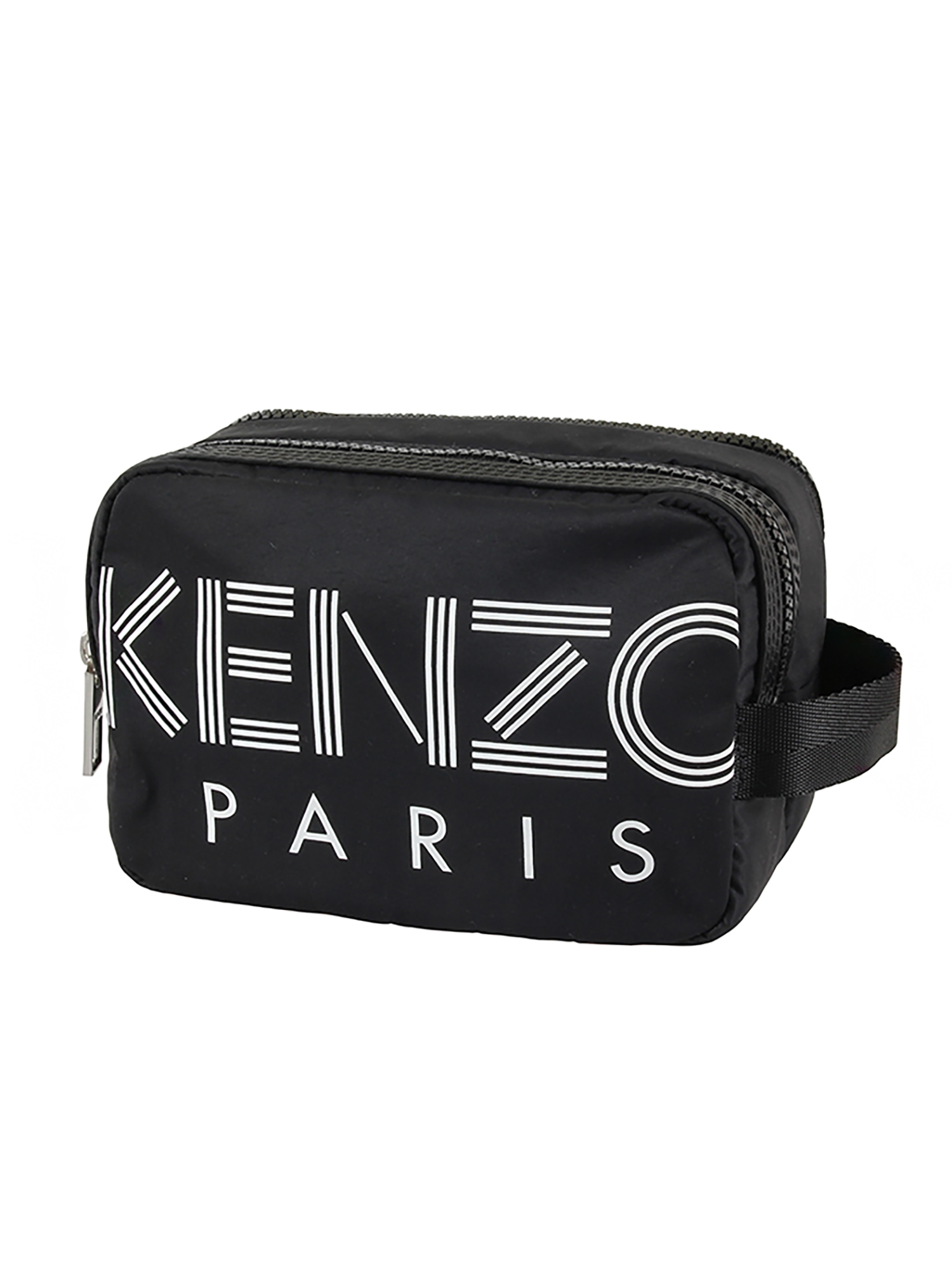 Kenzo Cosmetic Pouch Black 5PM209F2499