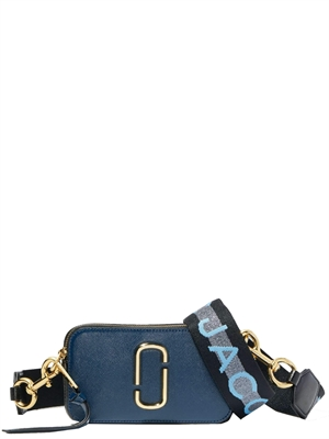 The Logo Strap Snapshot New Blue Sea - Marc Jacobs