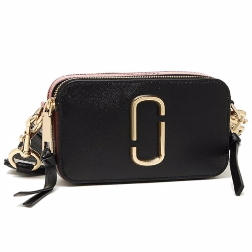 Marc Jacobs Snapshot black/red