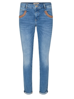 Naomi Amber Jeans, Light Blue 137310-406